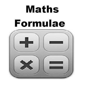 Maths-Formulae