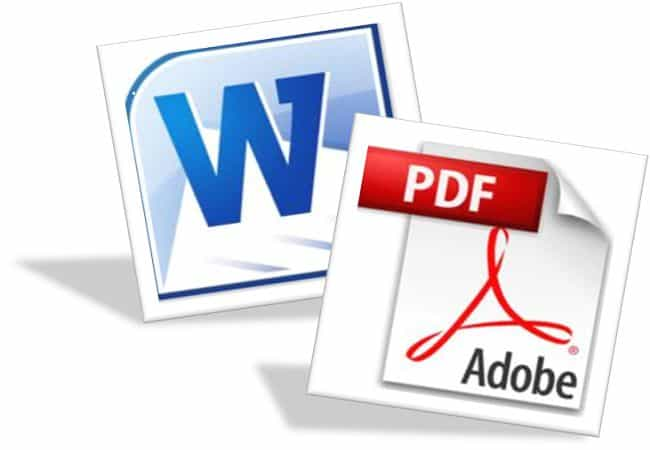 How To Convert A Word Document to PDF