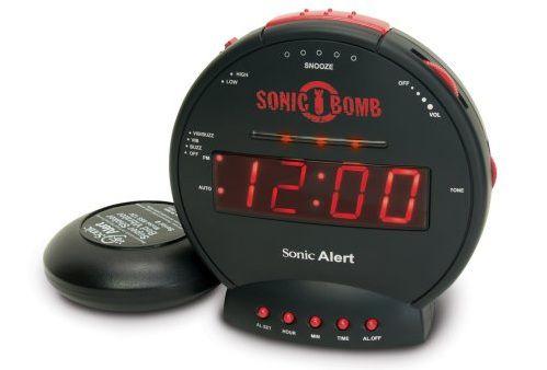 Top 10 Best Alarm Clocks For Heavy Sleepers