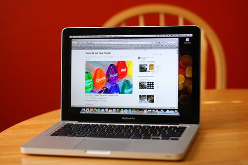 how to find icloud account on mac