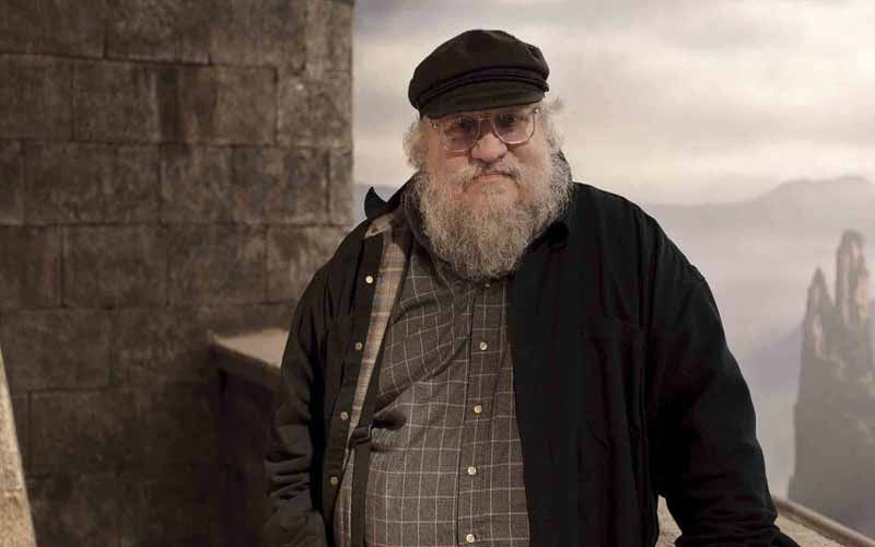 Gerorge-R-R-Martin cool game of thrones facts