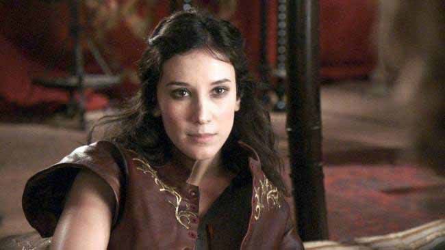 Sibel-Kekilli cool game of thrones facts