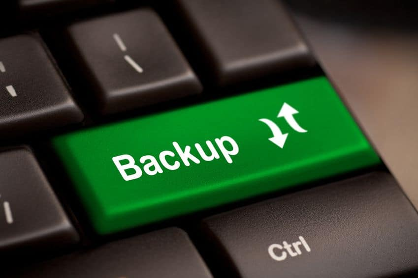 Backup Your Computer an alternate medium