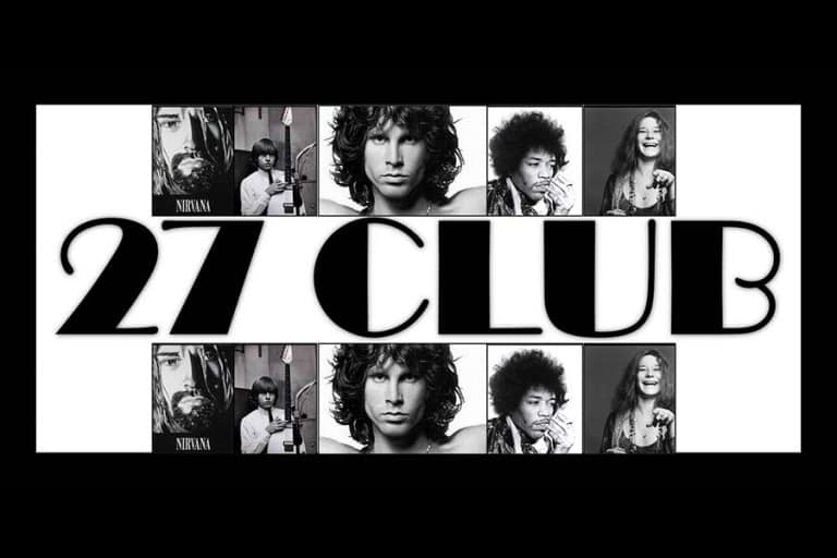 The Infamous 27 Club