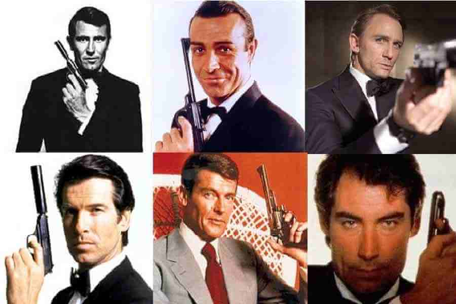 Who do you think is the best James Bond?