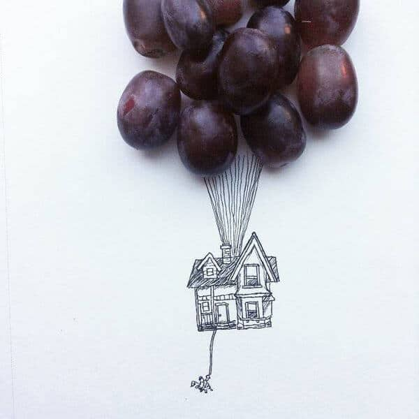 see-how-this-artist-uses-everyday-objects-to-create-fun-illustrations