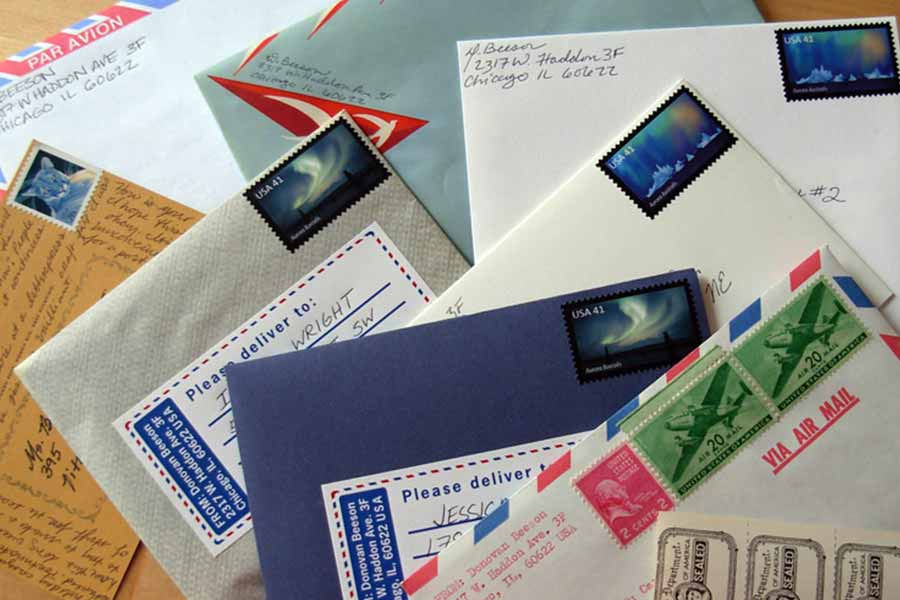 How Many Stamps Do I Need To Send A Letter?