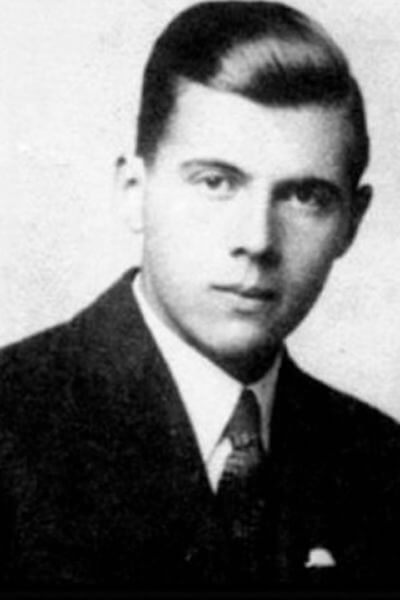 Josef Mengele (16 March 1911 – 7 February 1979)