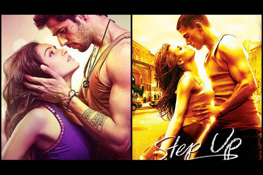 25 Bollywood Movie Posters Copied From Hollywood