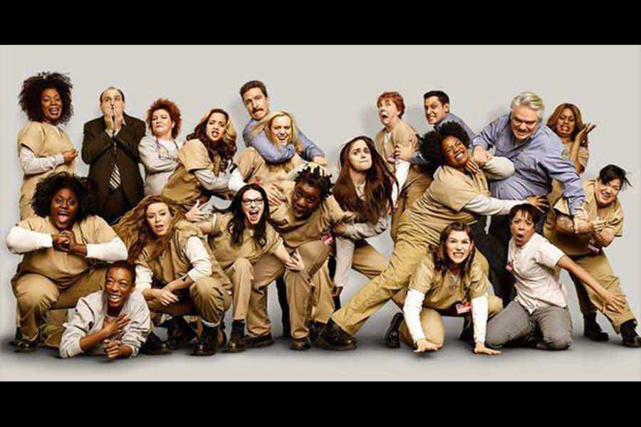 'Orange Is the New Black' Stars in Real Life!