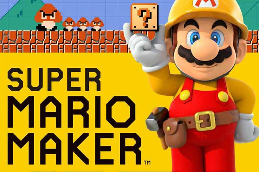 """Nintendo's New """"Super Mario Maker"""" Looks Awesome and It Has Cool New Features!"""