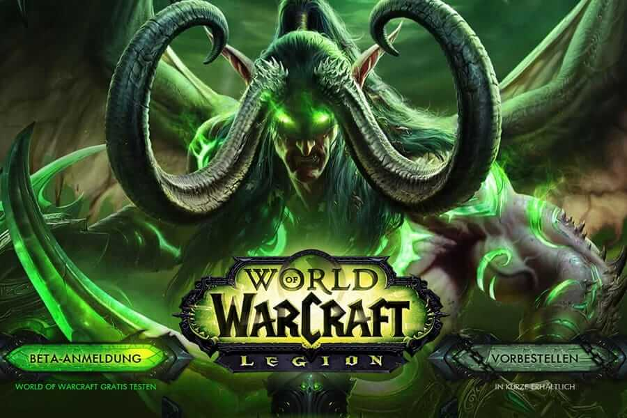 World of Warcraft: Legion Expansion Unveiling Beta This Year!