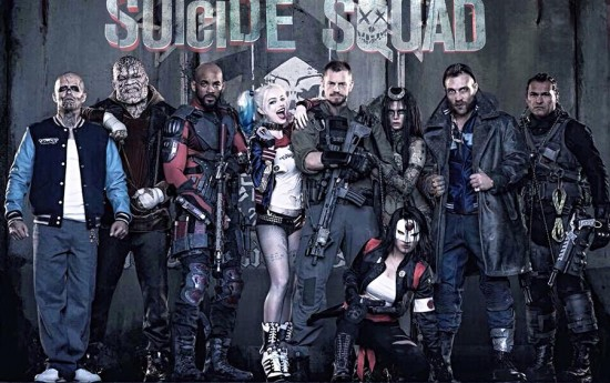 The Worst Heroes Imaginable: 'Suicide Squad' Trailer