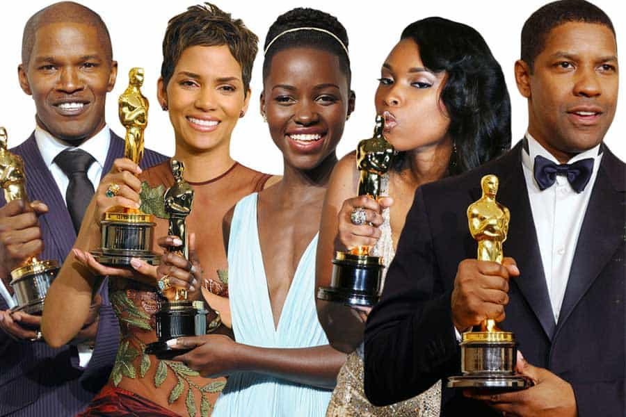 15 Black Actors and Actress Who Won Academy Awards