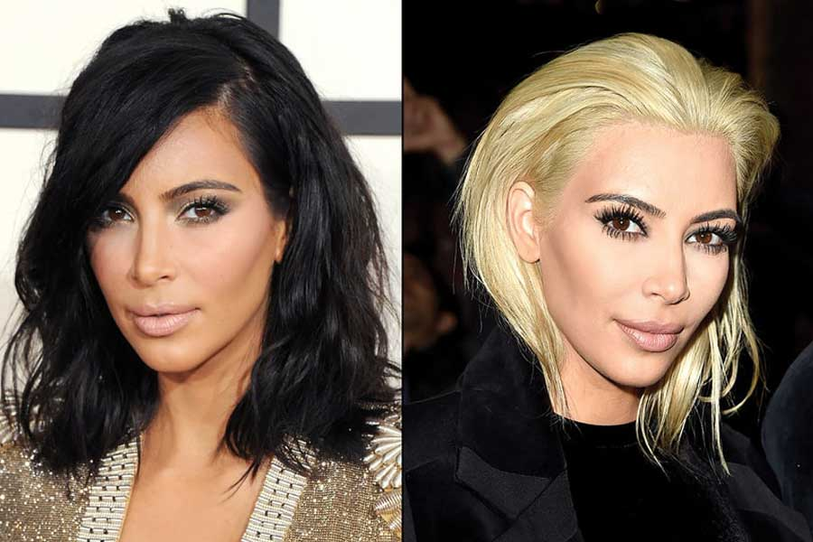 10 Dramatic Celebrity Hair Transformations