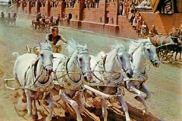 Chariot-Racing