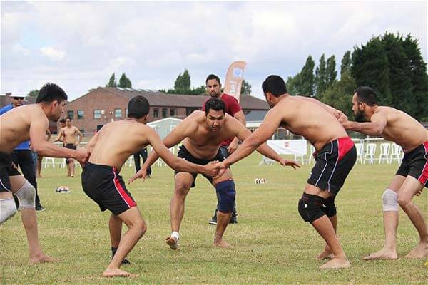 kabaddi is the ancient sport of india