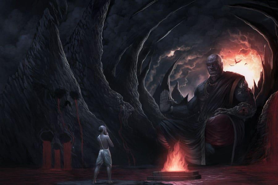 Death In Hindu Mythology