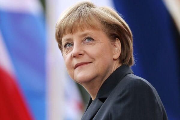 fittest presidents & prime ministers of 2017 - Angela Merkel
