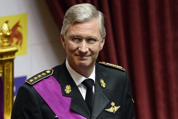 fittest presidents & prime ministers of 2017 - King Philippe Maria