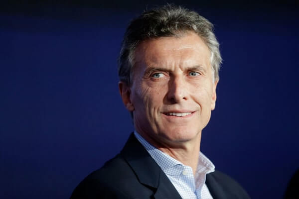 fittest presidents & prime ministers of 2017 - Mauricio Macri