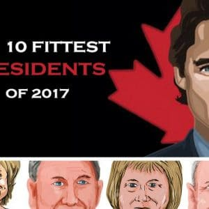 Top 10 Fittest Presidents & Prime Ministers Of 2017