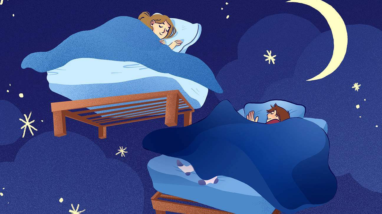 Top Interesting Facts You (Probably) Didn't Know About Sleep!