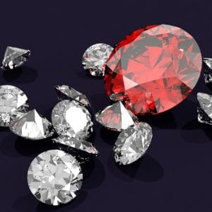 A Simple Guide To Understand: Rubies vs Diamonds!