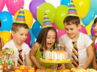 plan kids parties