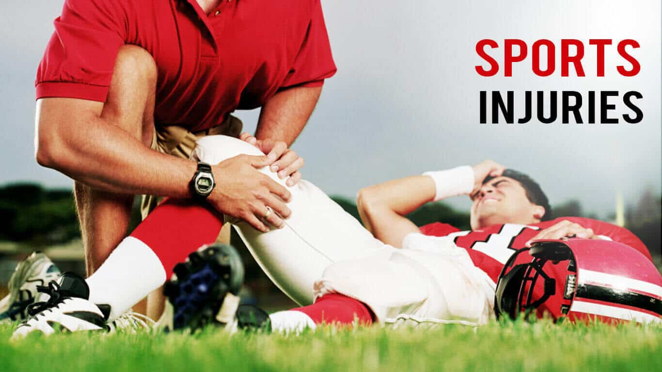 7 Natural Ways To Recovering From A Sports Injury