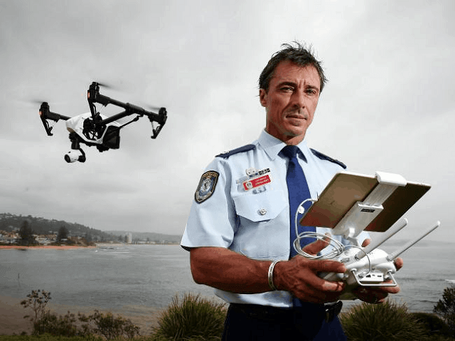 flying drones will be changing our future