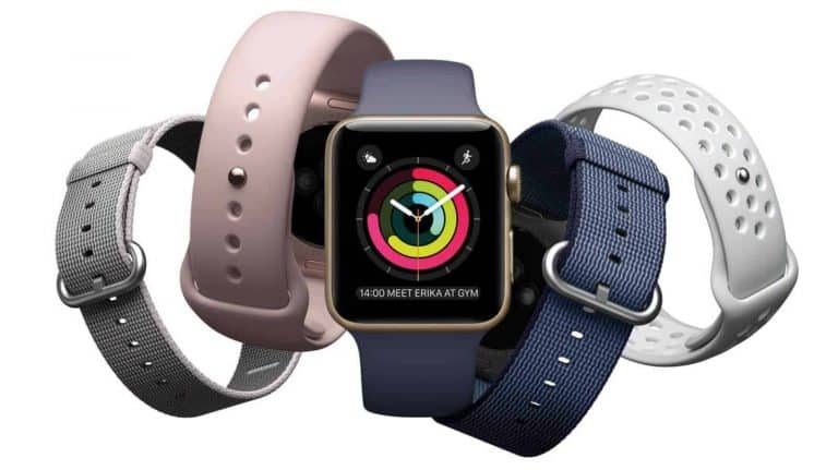Apple's Watch Series 4