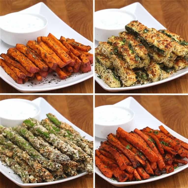 Best Healthy and Easy Snack Recipes