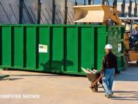Dumpsters Rental service