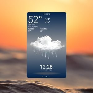 8 Best Android Weather Widgets For Your Android Smartphone