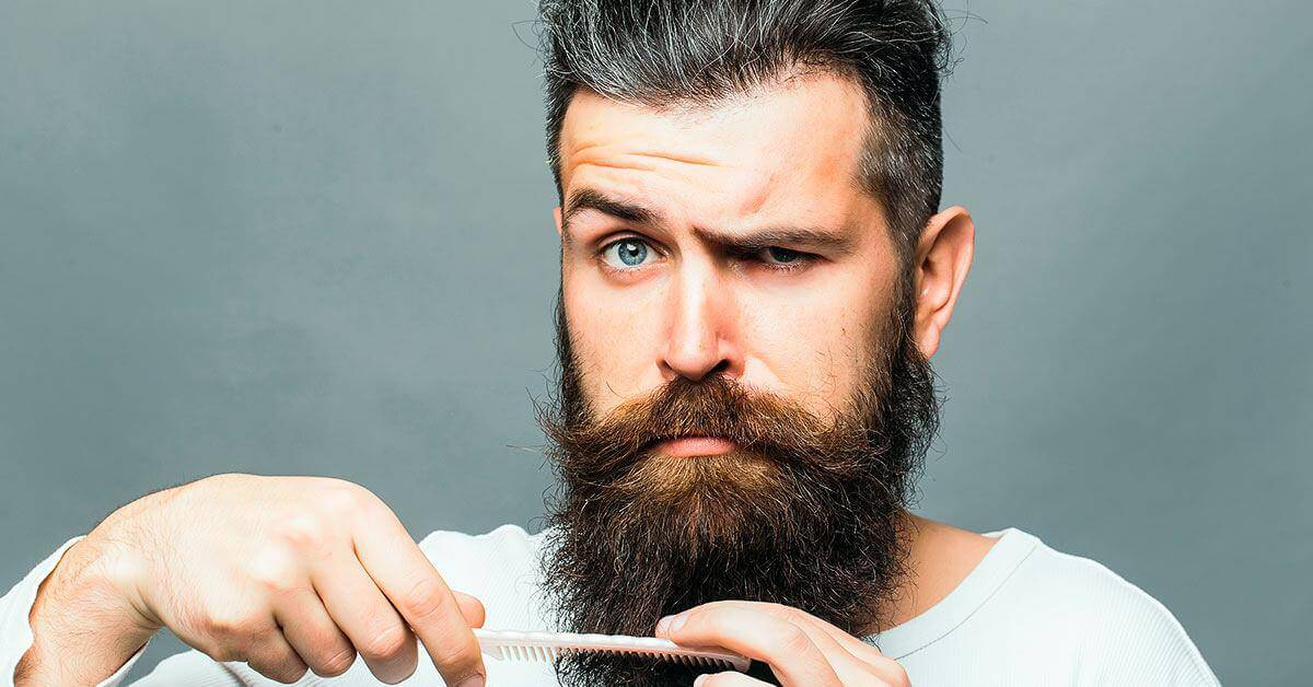 4 Simple Beard Styling Guide For Men