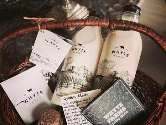 Whyte Farms Fresh Dairy Milk