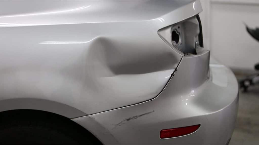 Steps Before Planning to Make a Claim for Dents and Scratches