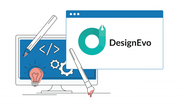 DesignEvo: An New and Easy way to create a professional logo