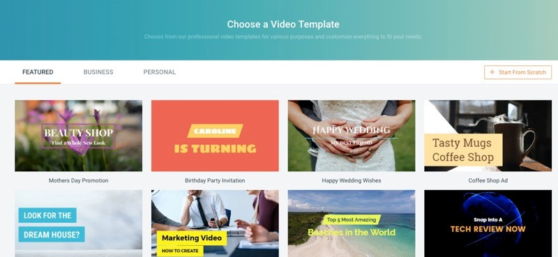 How to Create Online Videos from Photos