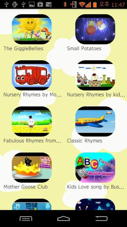 7free android apps for kids