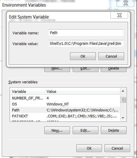 Solutio for Error 3 windows