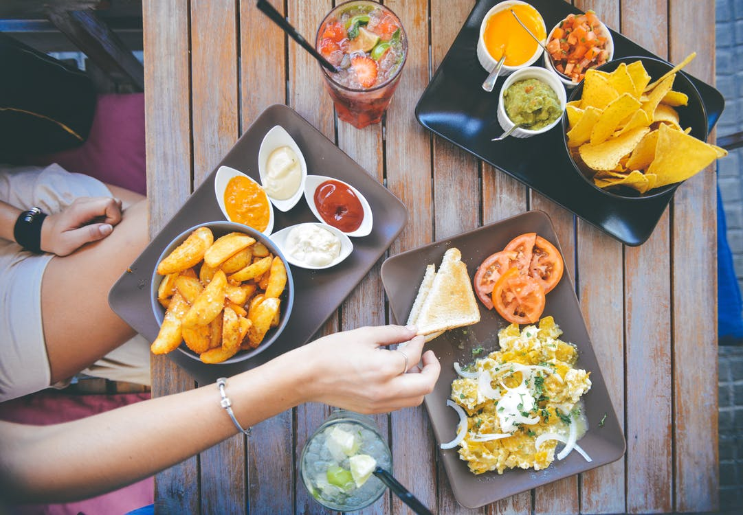 Why now is the perfect time to run a food franchise