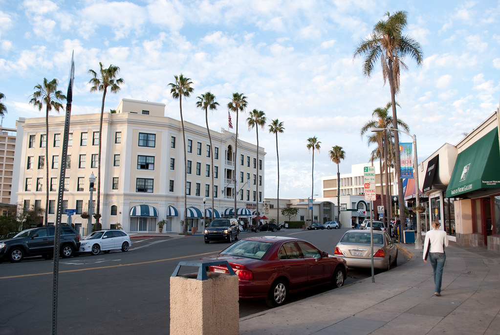 La Jolla Downtown