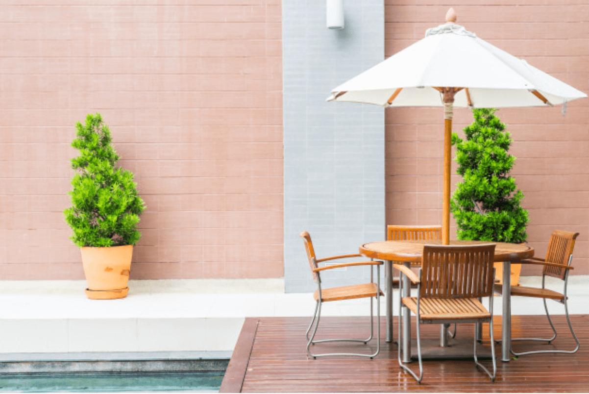 Trendy garden furniture 2021