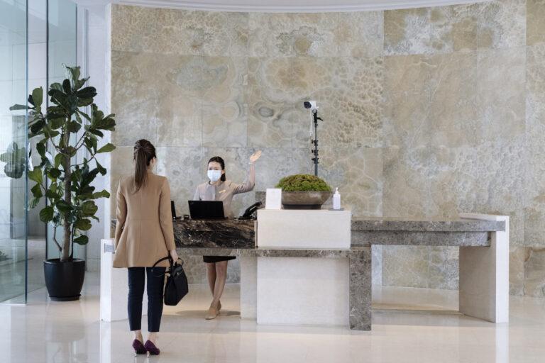 Covid 19 lobby