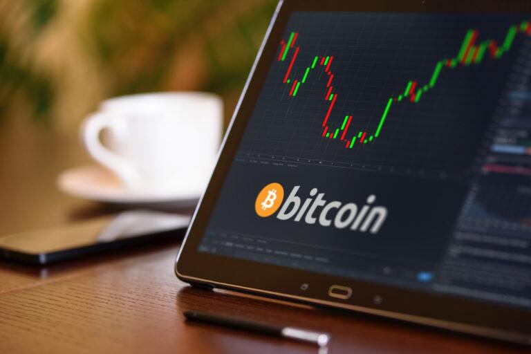 bitcoin trading tablet