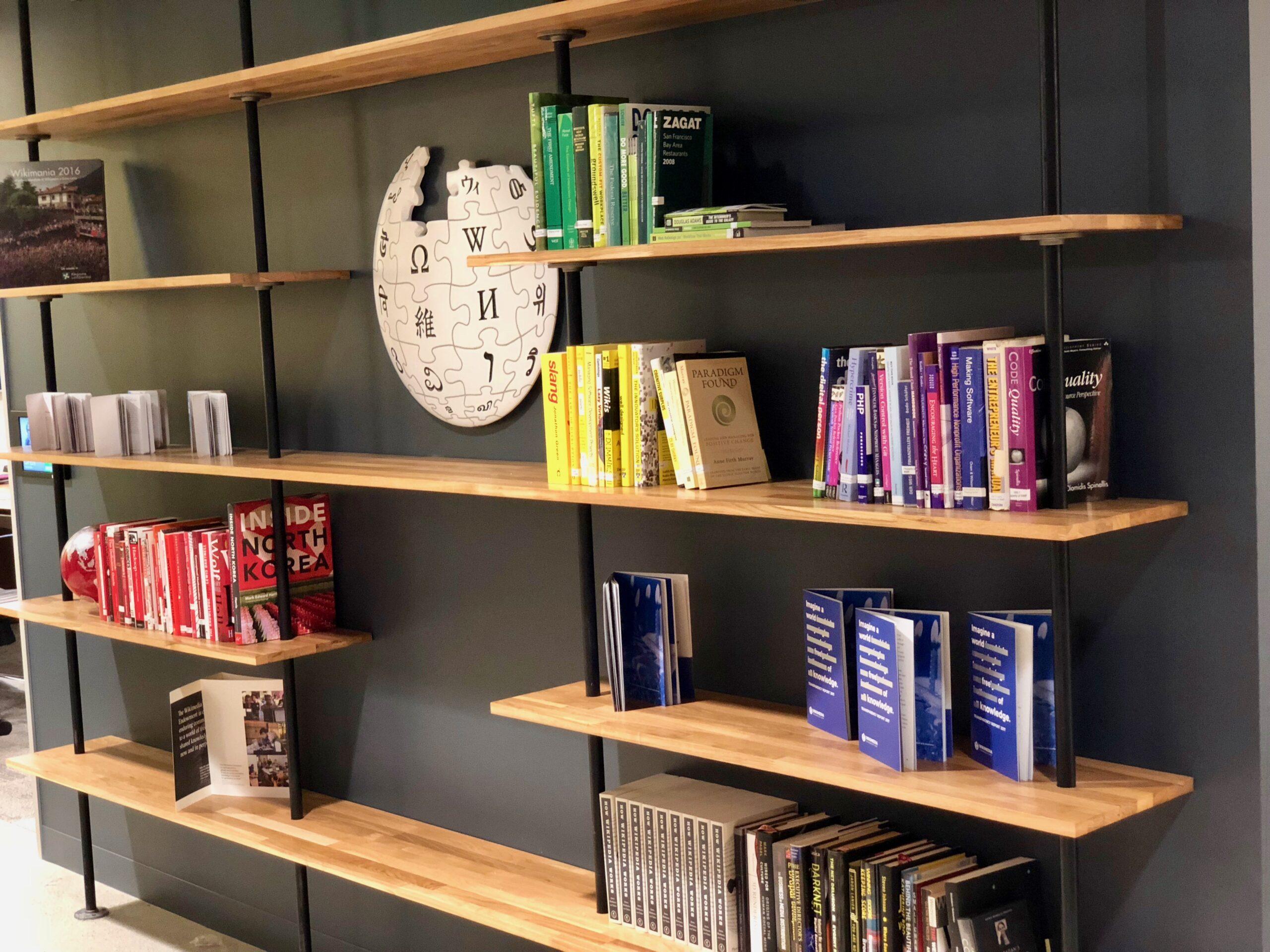 book shelf scaled