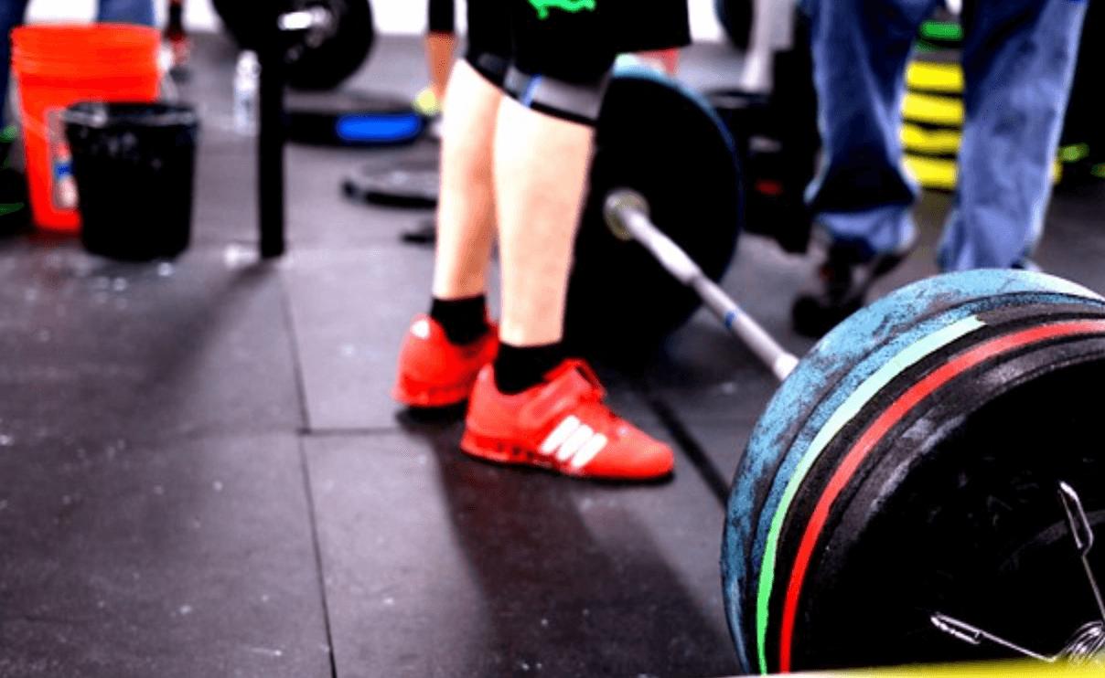 crossfit lifting gym