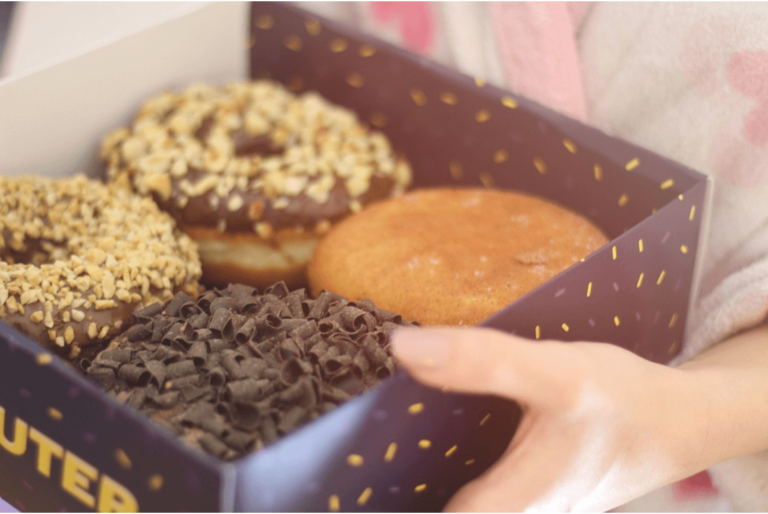 doughnut sweet